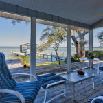 Bay Circle Drive home for sale bayfront in Santa Rosa Beach
